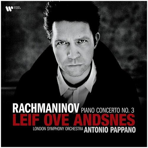 Leif Ove Andsnes, London Symphony Orchestra, Antonio Pappano – Rachmaninov: Piano Concerto No. 3 (3 LP) daniil trifonov the philadelphia orchestra yannick nezet seguin destination rachmaninov arrival