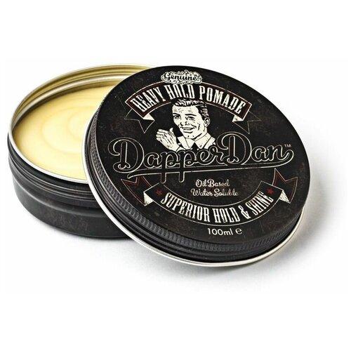 Dapper Dan Heavy Hold Pomade - Помада для укладки волос на жировой основе 100 гр