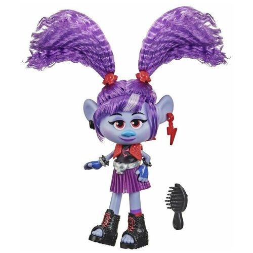 Trolls 2 Кукла Вал Рок-звезда F0728/F2157