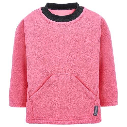 Купить Свитшот Bambinizon размер 86, розовый, Джемперы и толстовки