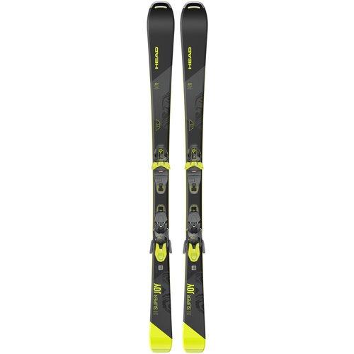 Горные лыжи с креплениями HEAD Super Joy 11 Slr (21/22), 158 см