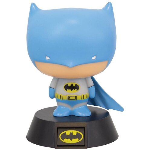 Светильник DC: Retro Batman Icon Light светильник paladone batman eclipse light pp4340bmv2