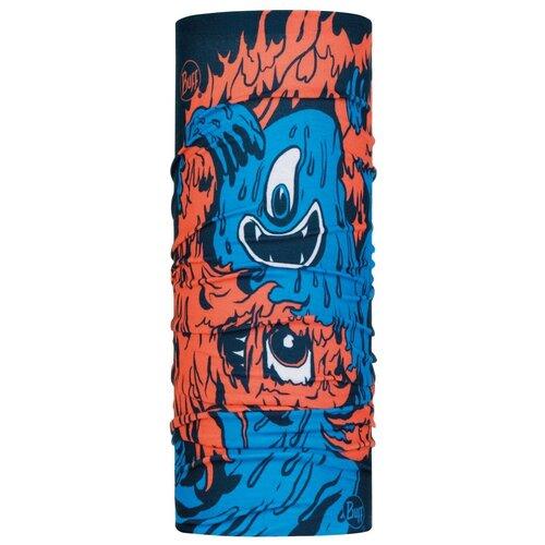 Бандана Buff Child Monsters Fight Multi оранжевый/синий