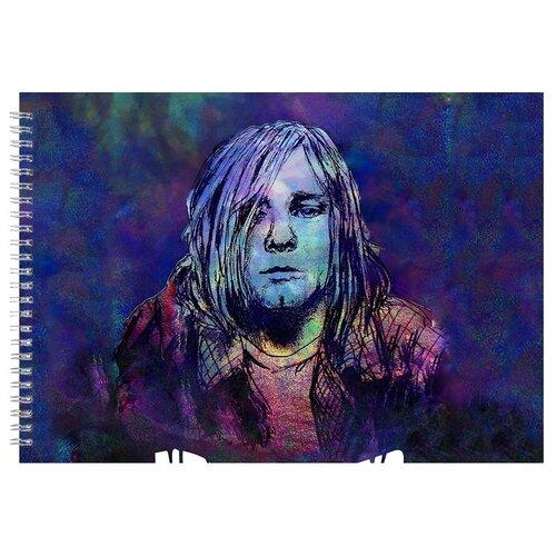 Альбом для рисования, скетчбук Nevermind Art