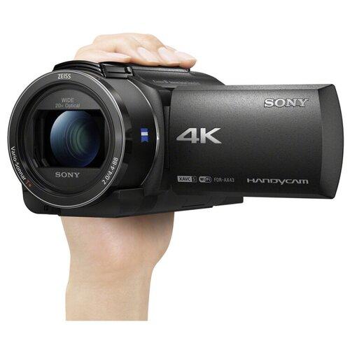 Фото - Видеокамера Sony FDR-AX43 видеокамера sony ilme fx3 серый черный