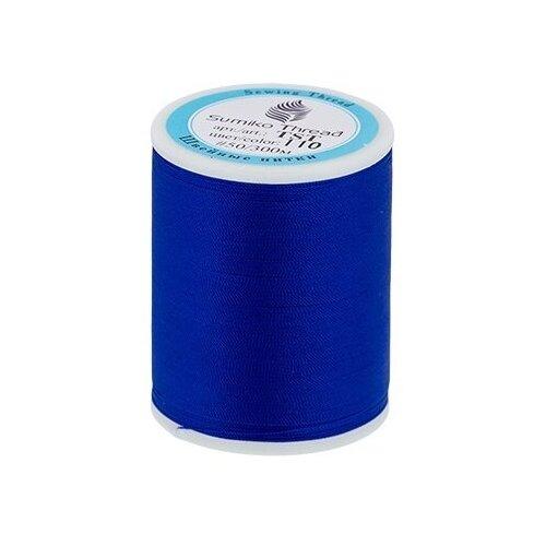 Купить Нитки для трикотажных тканей SumikoThread 50, 100% нейлон, 328 я, 300 м, №110 василек (TST), Sumiko Thread