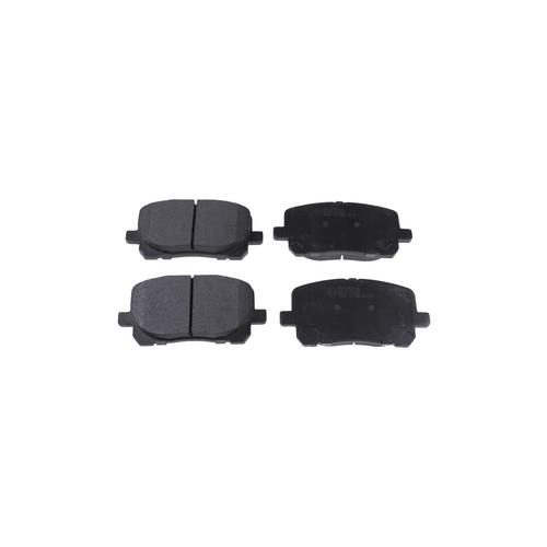 NIBK pn1470 (0446502070 / 0446502080 / 0446544050) колодки тормозные дисковые Toyota (Тойота) voxy 2.0 2001 - 2007 Toyota (Тойота) voltz 1.8 2001 - 2004 Toyota (Тойота) matrix