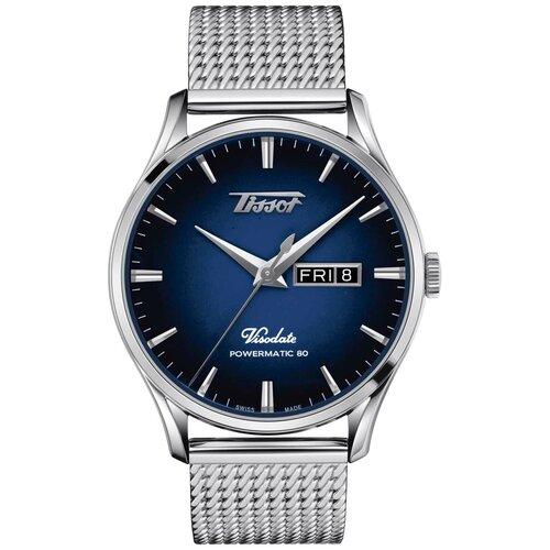Наручные часы Tissot Heritage Visodate Powermatic 80 T118.430.11.041.00