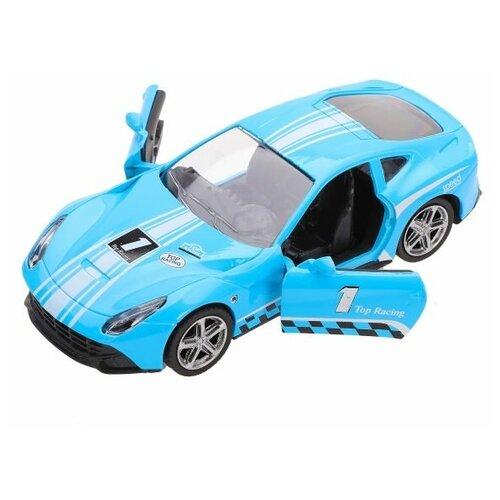 Купить Машина Наша Игрушка металлическая, 1:34, инерционная, открываются двери (M7064), Наша игрушка, Машинки и техника