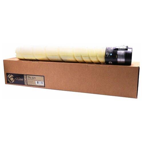Фото - Тонер-картридж булат s-Line TN-321Y для Konica Minolta bizhub C224, bizhub C284 (Жёлтый, 25000 стр.) драм картридж булат s line 034m для canon ir c1225 пурпурный 34000 стр ref