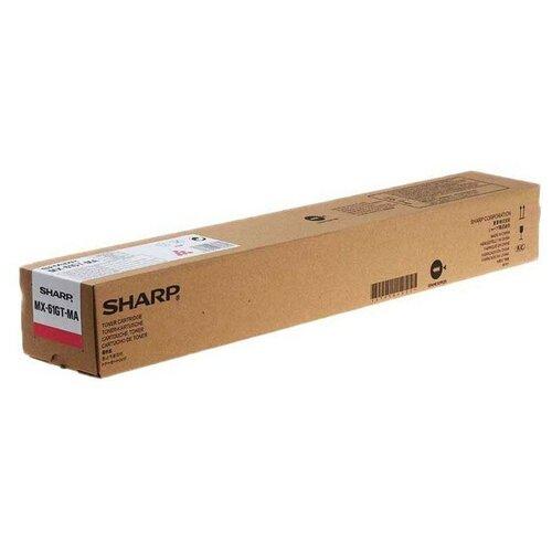 Фото - Тонер-картридж Sharp MX61GTMA тонер картридж sharp mx235gt