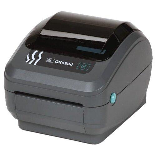 Принтер этикеток Zebra GK420d без Ethernet