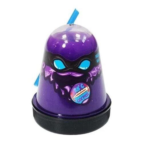 Лизун Slime Ninja (Фиолетовый меняет цвет на голубой)