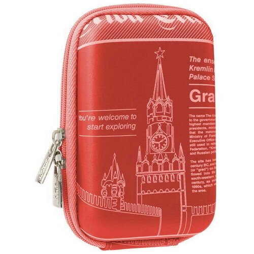 Фото - Чехол для фотокамеры Riva 7103 (PU) Digital Case red (travel) чехол chord electronics hugo 2 leather case red
