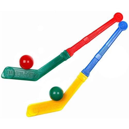 Набор для игры в хоккей Строим вместе счастливое детство (5049)