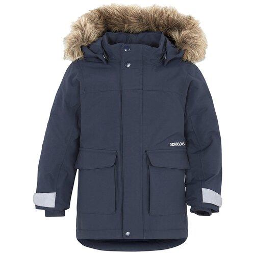 Куртка KURE PARKA 3 503380-039 Didriksons, Размер 120, Цвет 039-морской бриз