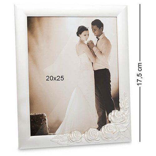 Фоторамка Белая роза (фото 20х25) CHK-162 113-50881