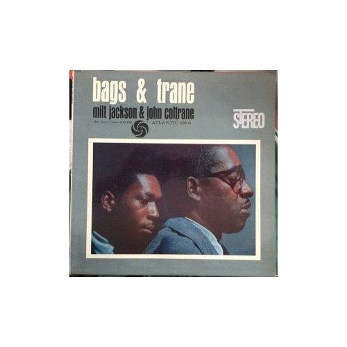 Старый винил, Atlantic, MILT JACKSON / JOHN COLTRANE - Bags & Trane (LP, Used)