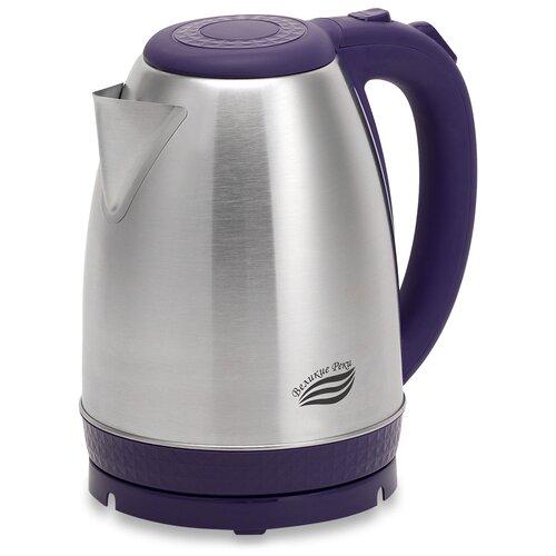 Чайник Великие реки Амур-1, фиолетовый