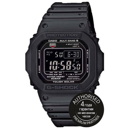 CASIO Наручные часы CASIO GW-M5610U-1BER