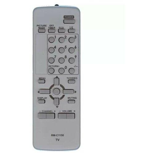 Фото - Пульт ДУ Huayu для JVC RM-C1150 пульт ду для телевизоров jvc rm c1013