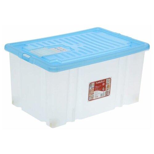 gerard darel футболка Ящик для хранения прямоугольный, 56 л Darel-box, цвет микс