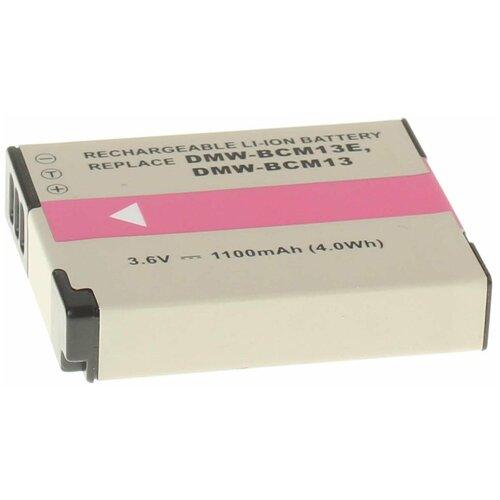 Аккумулятор iBatt iB-U1-F236 950mAh для Panasonic Lumix DMC-FT5, Lumix DMC-TZ70, Lumix DMC-TZ40, Lumix DMC-TZ71, Lumix DMC-LZ40, Lumix DMC-TZ60, Lumix DMC-TS5, Lumix DMC-TZ61, Lumix DMC-TZ58, Lumix DMC-TZ41,