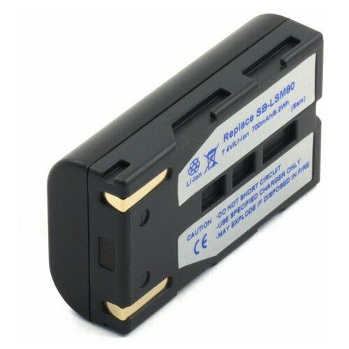 Аккумулятор для Samsung SB-LSM80, SB-LSM160, SB-LSM320 (черный)