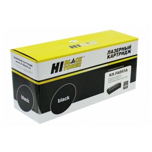 Фото - Драм-юнит Hi-Black (HB-KX-FAD93A) для Panasonic KX-MB263/283/763/773/783, 6K картридж panasonic драм юнит kx fad93a kx mb263 763 773ru superfine