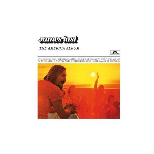 Фото - Компакт-диски, Polydor, JAMES LAST - The America Album (CD) ellis james tandy shawn of skarrow