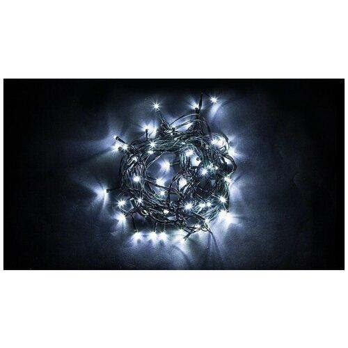 Светодиодная гирлянда Feron CL05 линейная 10м +1.5м 230V 5000K c питанием от сети 32305