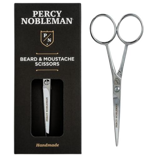 Ножницы для бороды и усов Percy Nobleman недорого