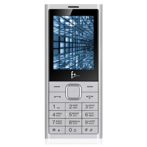 Мобильный телефон F+ B280 Silver