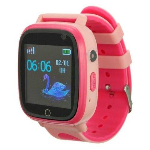 Смарт-часы Prolike PLSW11PN, детские, цветной дисплей 1.44