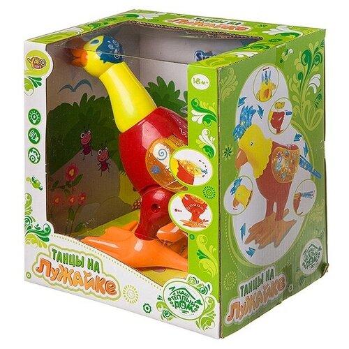 игрушка yako m6051 Интерактивная игрушка Yako toys Гусь, свет, музыка, движение