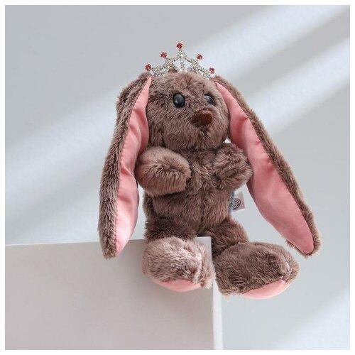 Зайки Li&Lu Мягкая игрушка брелок «Принцесса Li», зайка
