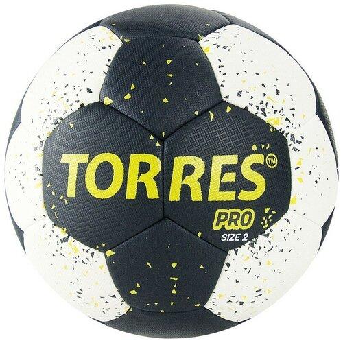 Мяч гандбольный Torres PRO арт.H32162 р.2