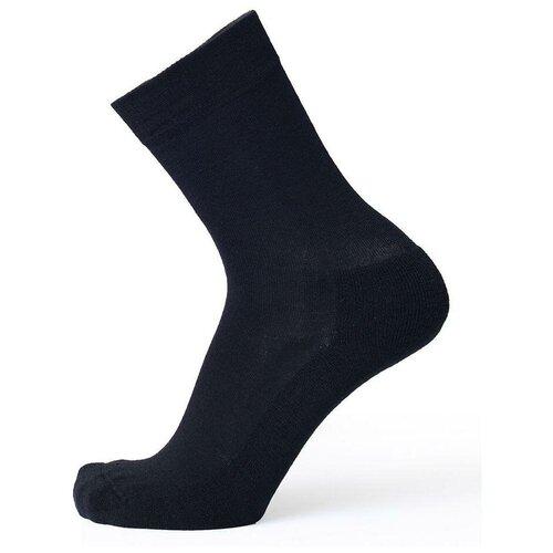 Термоноски женские серии SOFT MERINO WOOL цвет черный, размер 36-37