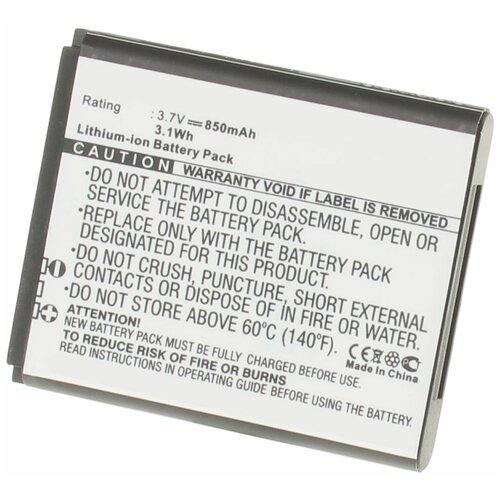 Аккумулятор iBatt iB-U2-M277 850mAh для Samsung SGH-i210, GT-S8300, SGH-J750, SGH-F110, GT-B3210, S8300 Ultra Touch, GT-B3310,