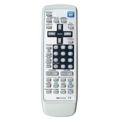 Фото - Пульт ДУ JVC RM - C1013, 1023 TV пульт ду для телевизоров jvc rm c1013