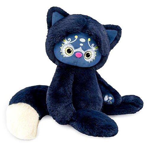 Мягкая игрушка «ЛориКолори. Нео», цвет чёрный, 30 см