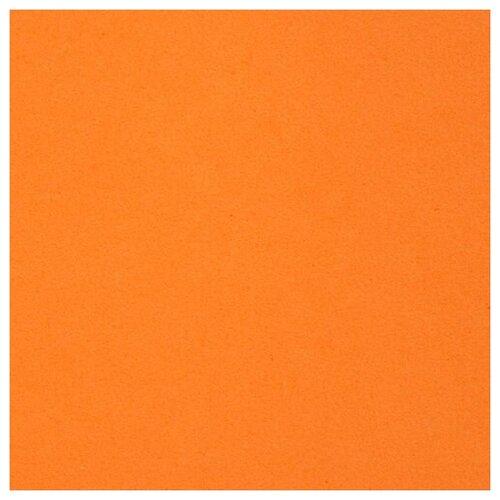 Фоамиран EVA-1010, 10 шт, 20х30 см, 1 мм., Astra&Craft (BK008 оранжевый)