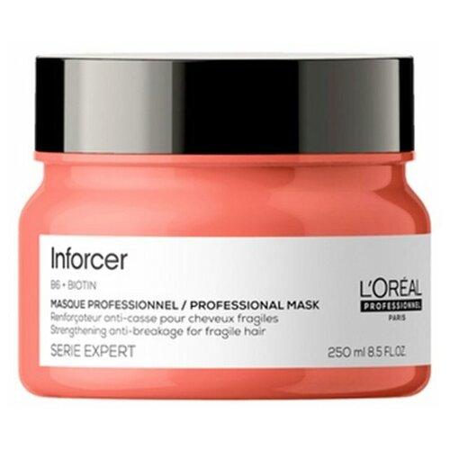 Маска для предотвращения ломкости волос Loreal Professionnel Serie Expert Inforser Masque 250 мл недорого