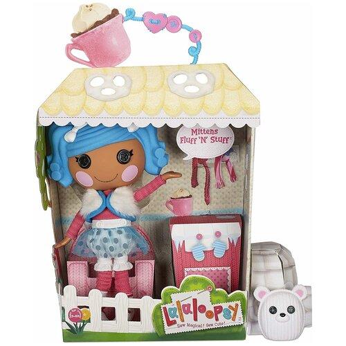 Кукла Lalaloopsy Fluff 'N' Stuff с полярным мишкой