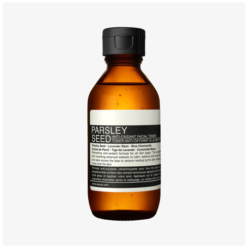 AESOP Parsley Seed AntiOxidant Facial Toner 100 ml тоник для лица с антиоксидантами