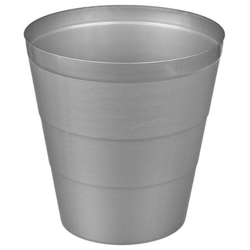 Корзина Uniplast для бумаг, 14 л серый
