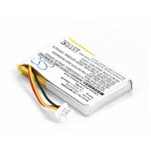 Аккумулятор для видеорегистратора Mio MiVue 338 (TPC402339)