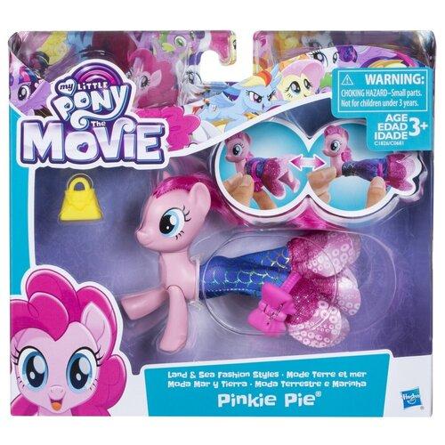 Фигурка Hasbro My Little Pony, Movie, Мерцание, Пони в волшебных платьях (C0681EU4-no)