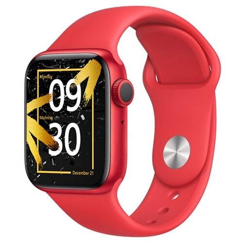 Умные часы SMART WATCH T55+(красный)