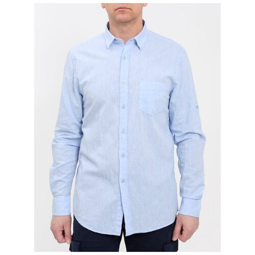 Рубашка F5 размер XL голубой